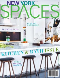 Atelier Viollet Featured In New York Spaces Magazine, March 2012