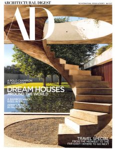 Atelier Viollet in Architectural Digest May Issue