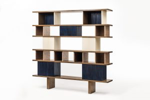 Charlotte Perriand Revisited Part 1: Bookcase
