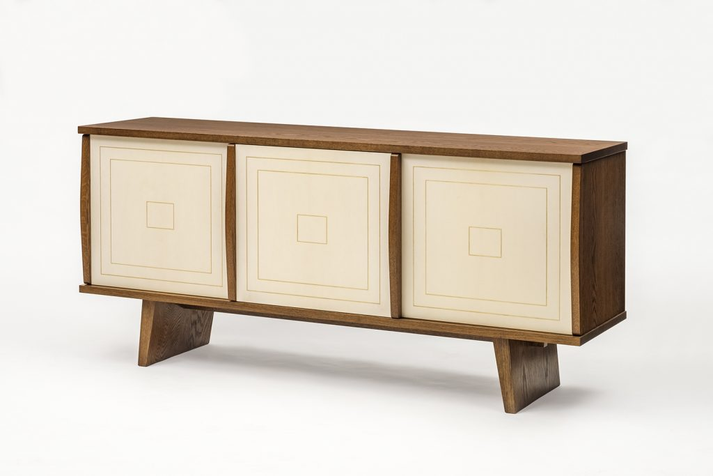 Charlotte Perriand Sideboard Revisited