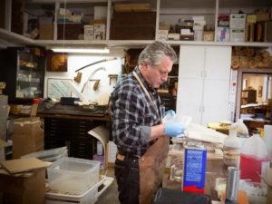 Jean-Paul Viollet's Lab
