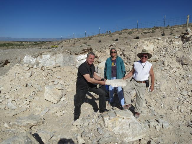 Gypsum Quarry Atelier Viollet