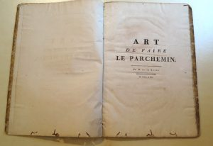 The Art of Making Parchment & Vellum