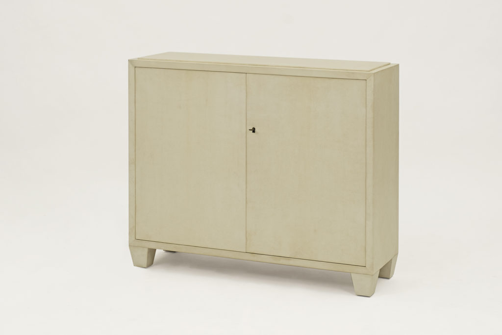 J.M.F Inspired TV Cabinet in Parchment