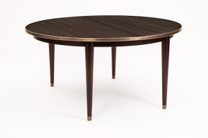 The Atelier Viollet Wenge Table