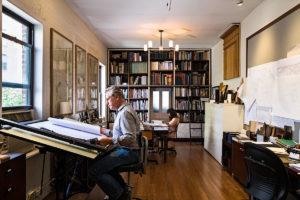 Jean-Paul Viollet Working