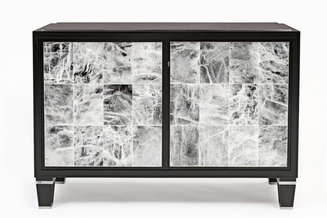 Our Gypsum Cabinet Featured On The World Interior Design Network
