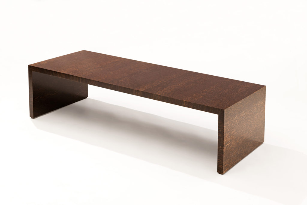Coffee Table in Palmwood