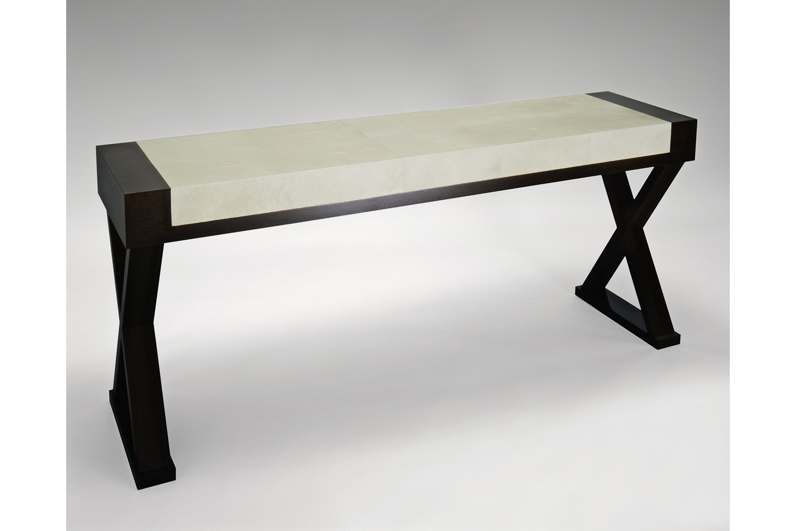 Console In Shagreen & Wenge