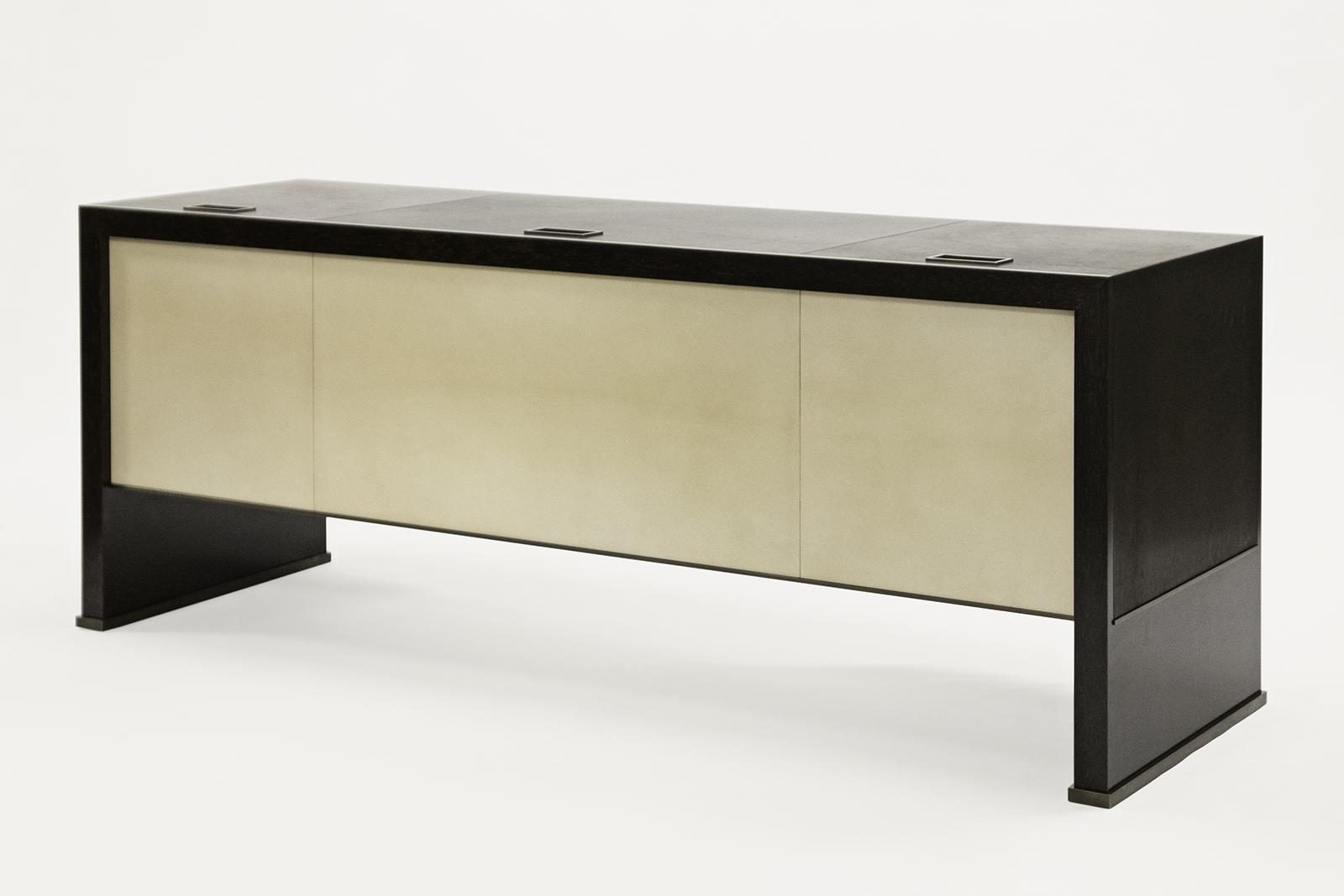 Dupre Lafon Inspired Reception Desk