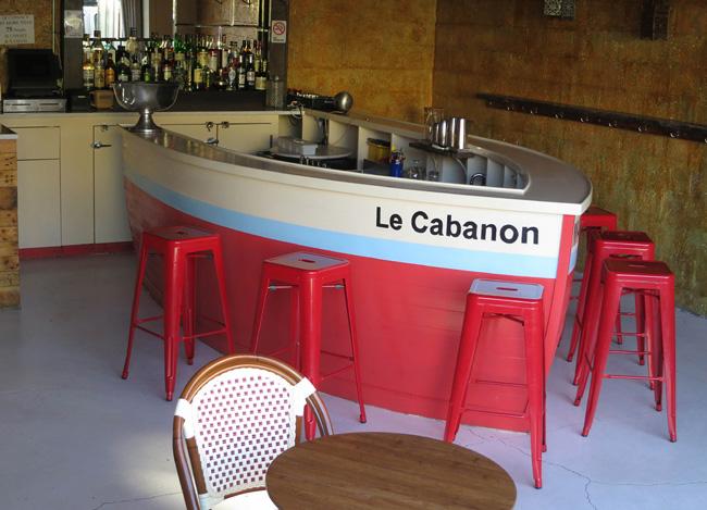 Fada S Boat Shaped Bar