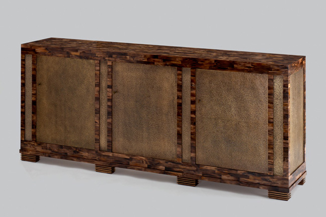 Bronze Furniture atelier viollet's horn furniture