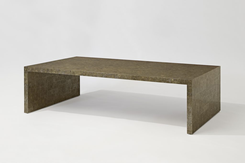 J.M. Frank Inspired Low Table in Mica