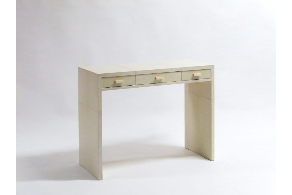 J.M. Frank Inspired Parchment Vanity