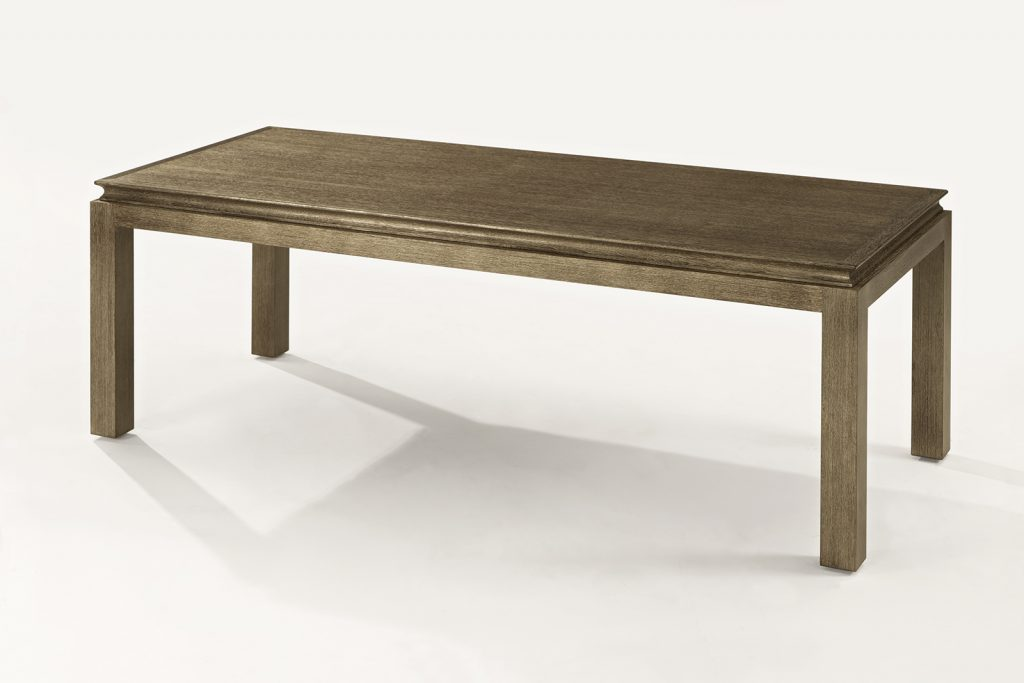 Low Table in Oak
