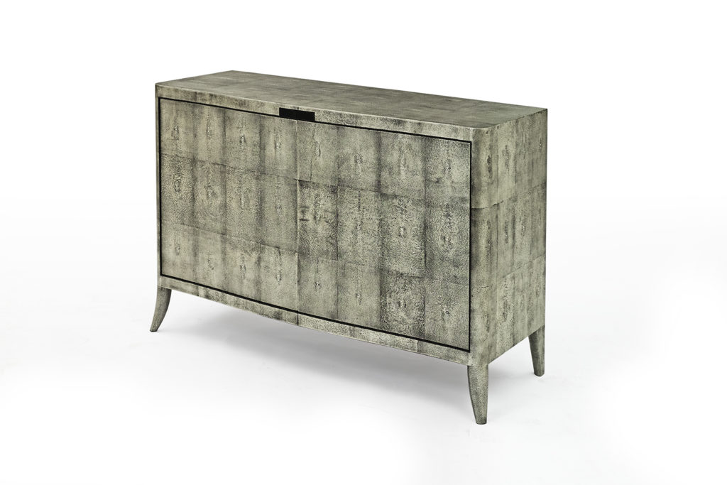 Silver Ray Cabinet