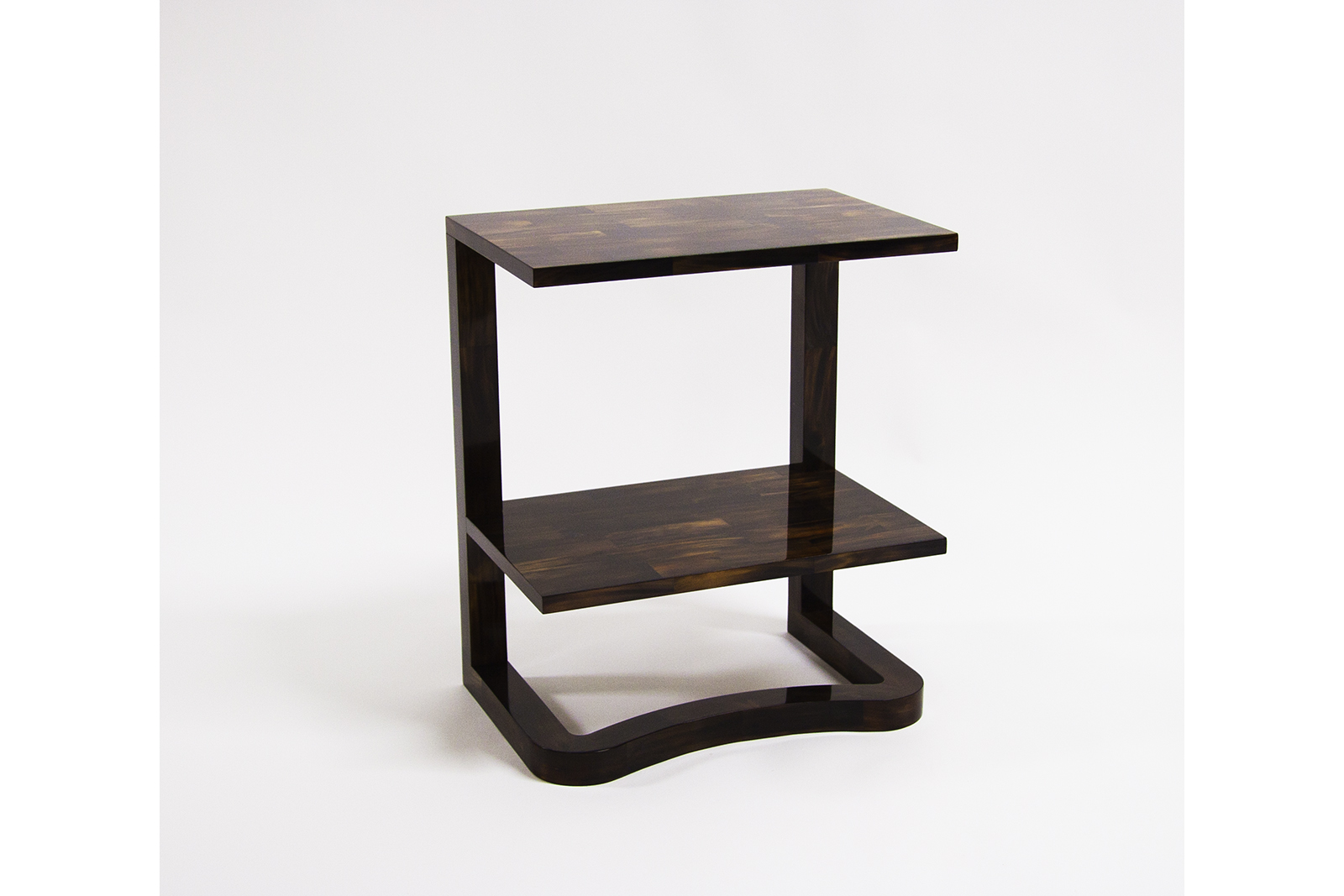Side Table in Horn