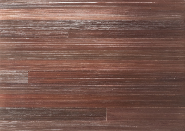 Straw Marquetry Maroon Linear