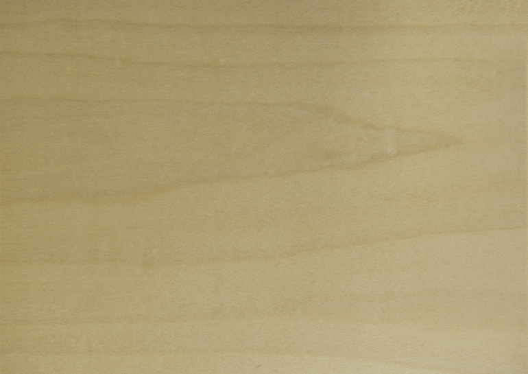 Flatcut Maple