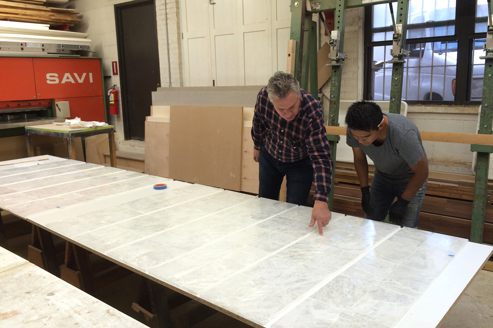 Atelier Viollet Workshop